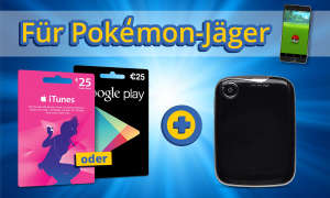 Gewinnspiel Pokemon Go