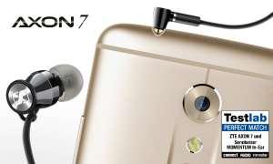 ZTE Axon 7 und Senheiser 2