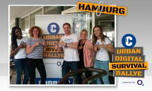 DSR2016: Das Team in Hamburg