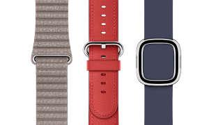 Apple Watch Series 2 Lederarmbänder