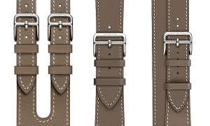 Apple Watch Series 2 Hermés Lederarmbänder