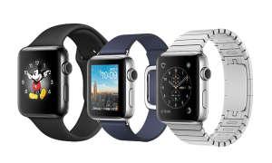Apple Watch Series 2 Edelstahlgehäuse