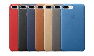 Apple iPhone 7 Plus Leder Cases