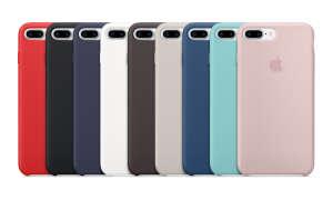 Apple iPhone 7 Plus Silikon Cases