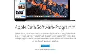 iOS 10 installieren