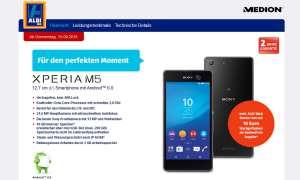 Aldi Smartphone M5