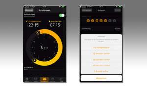 iOS 10 Uhr-App