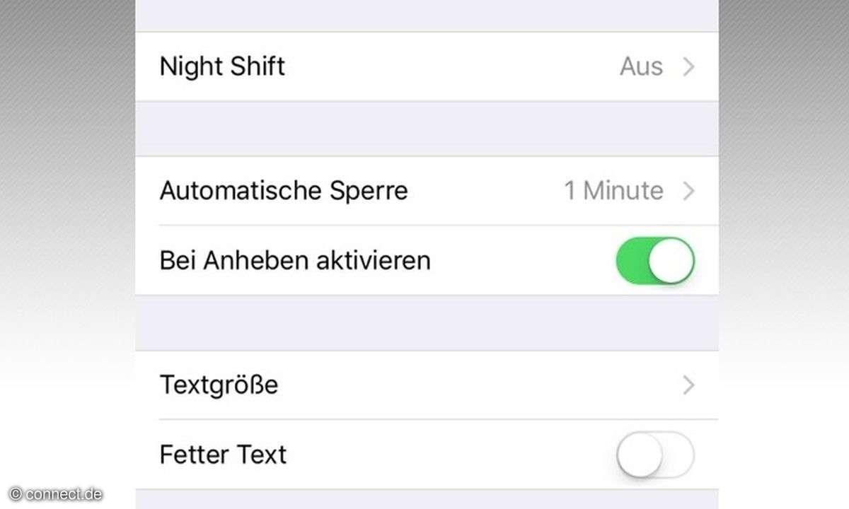 iOS 10 Raise to Wake 2
