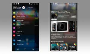 Sony Xperia XA Screenshots