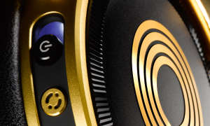 AKG N90Q Gold Earcup