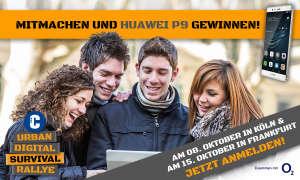 Urban Digital Survival Rallye Köln und Frankfurt
