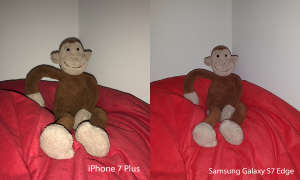 Kameravergleich: iPhone 7 Plus vs. Samsung Galaxy S7 Edge