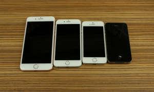 iPhone-Sammlung