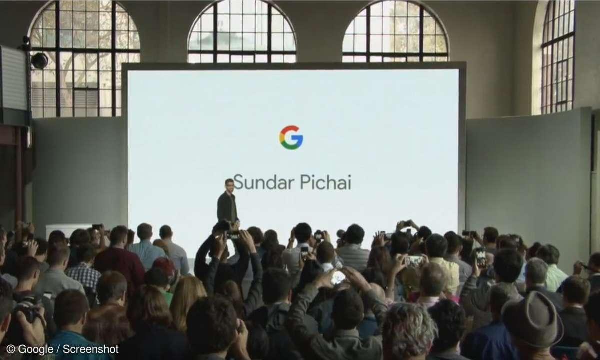 Google Event Live Stream
