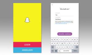 Screenshot: Snapchat