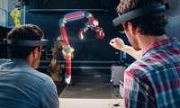 Microsoft HoloLens Autodesk Fusion