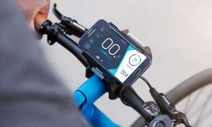 Cobi-Software auf dem Smartphone