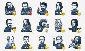 Game of Thrones - Telegram Sticker