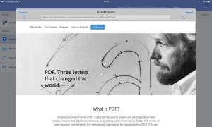 LiquidText für das iPad