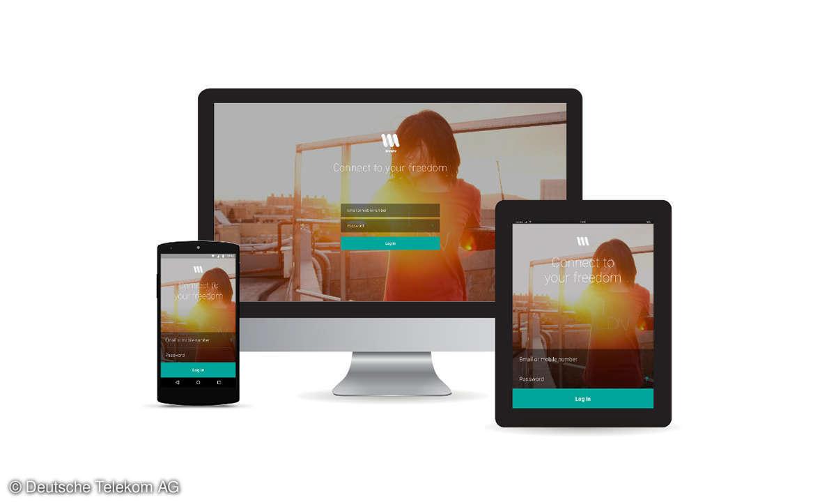 Immmr Messenger-Dienst für Smartphone, PC und Tablet