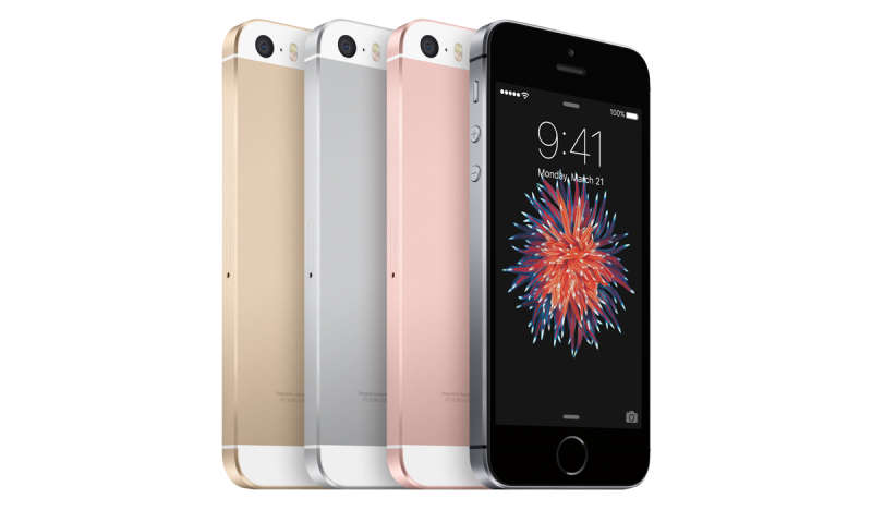 Neues IPhone SE Release Anfang 2018 Mit Neuem Chip