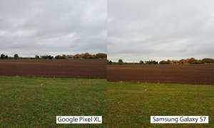 Kameravergleich: Google Pixel XL vs. Samsung Galaxy S7