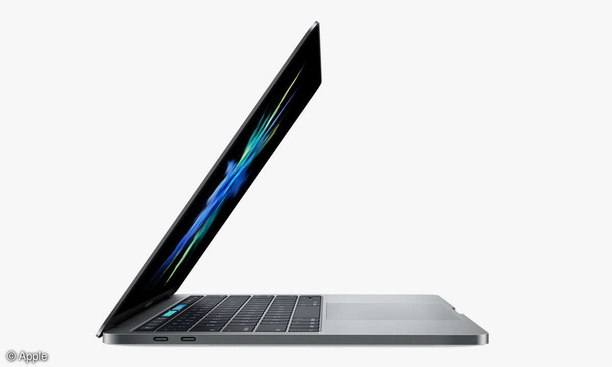 MacBook Pro mit Touch Bar