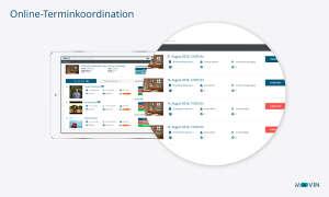 Online-Terminkoordination
