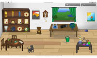 Advanced Online Living Room