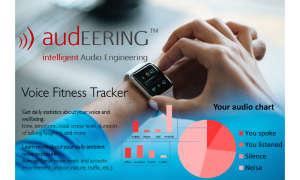Voice Fitness Tracker