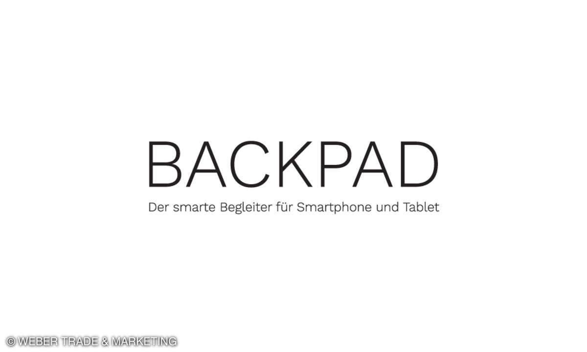 BACKPAD Logo
