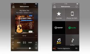 Yamaha MusicCast App