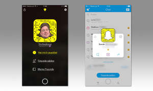 Snapchat: Freunde hinzufügen und blockieren