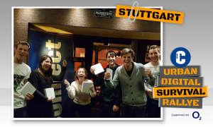 #DSR2016 Stuttgart Siegerteam