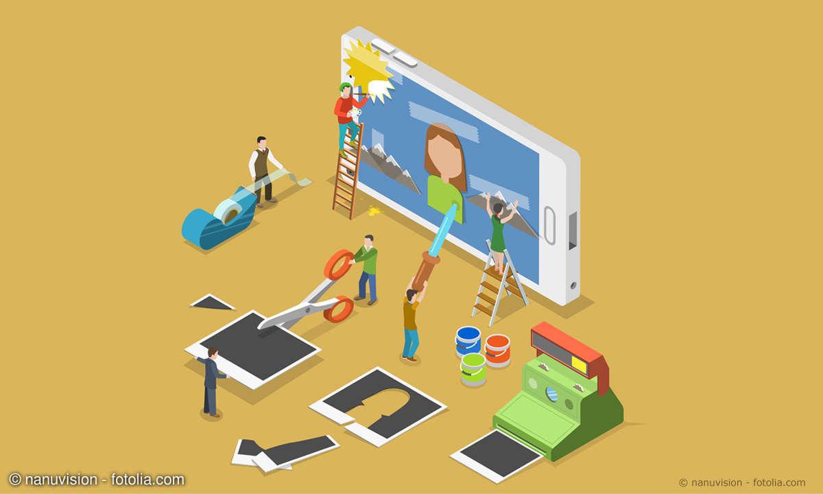 Beste Bildbearbeitungs-Apps für Android und iOS