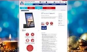 Das Medion Lifetab X10302 im Angebot bei Aldi-Nord