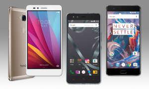Smartphone-Charts Newcomer