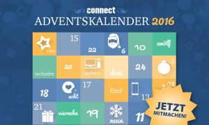 Adventskalender Connect