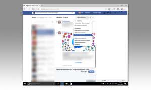 Facebook Nachrichten löschen