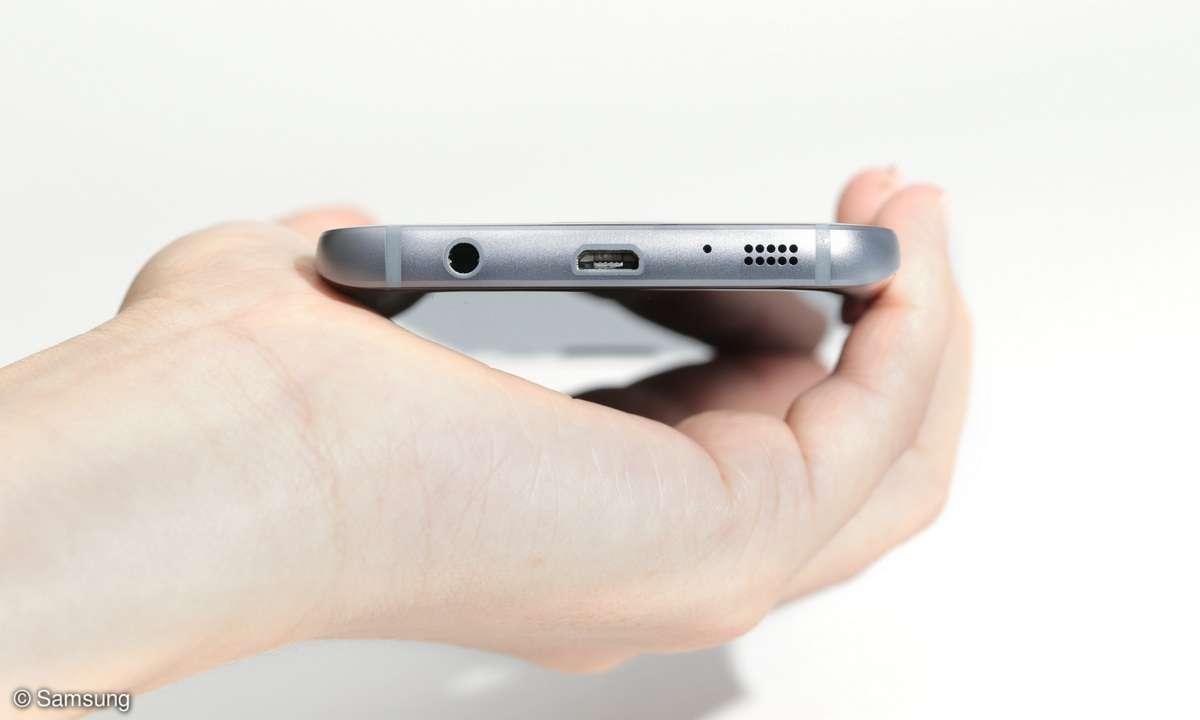 Galaxy S7 Kopfhoeraranschluss USB