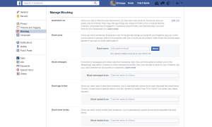 Facebook Freunde blockieren