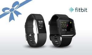 Fitness Tracker und intelligente Fitness Watch von Fitbit