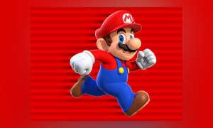 Nintendo Mario Bros. iPhone App