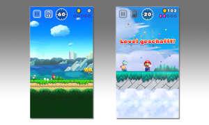 Nintendo App Mario Bros.