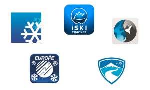 Ski-Apps-Logos