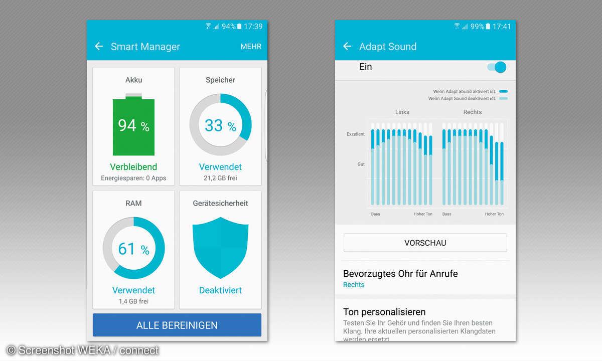 Galaxy S7 Screenshot