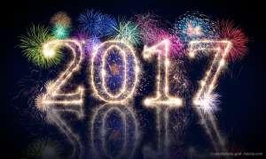 Neujahr Silvester