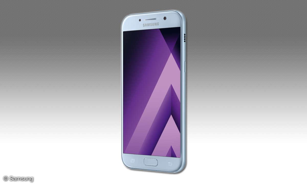 A5 Blue Mist Smartphone