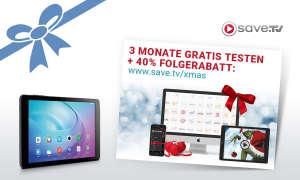 Huawei MediaPad T2 und Save.TV