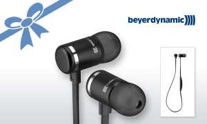 3 x In-Ear Headset Byron BTA von Beyerdynamic